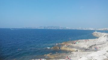 Le Vallon des auffes, Marseille